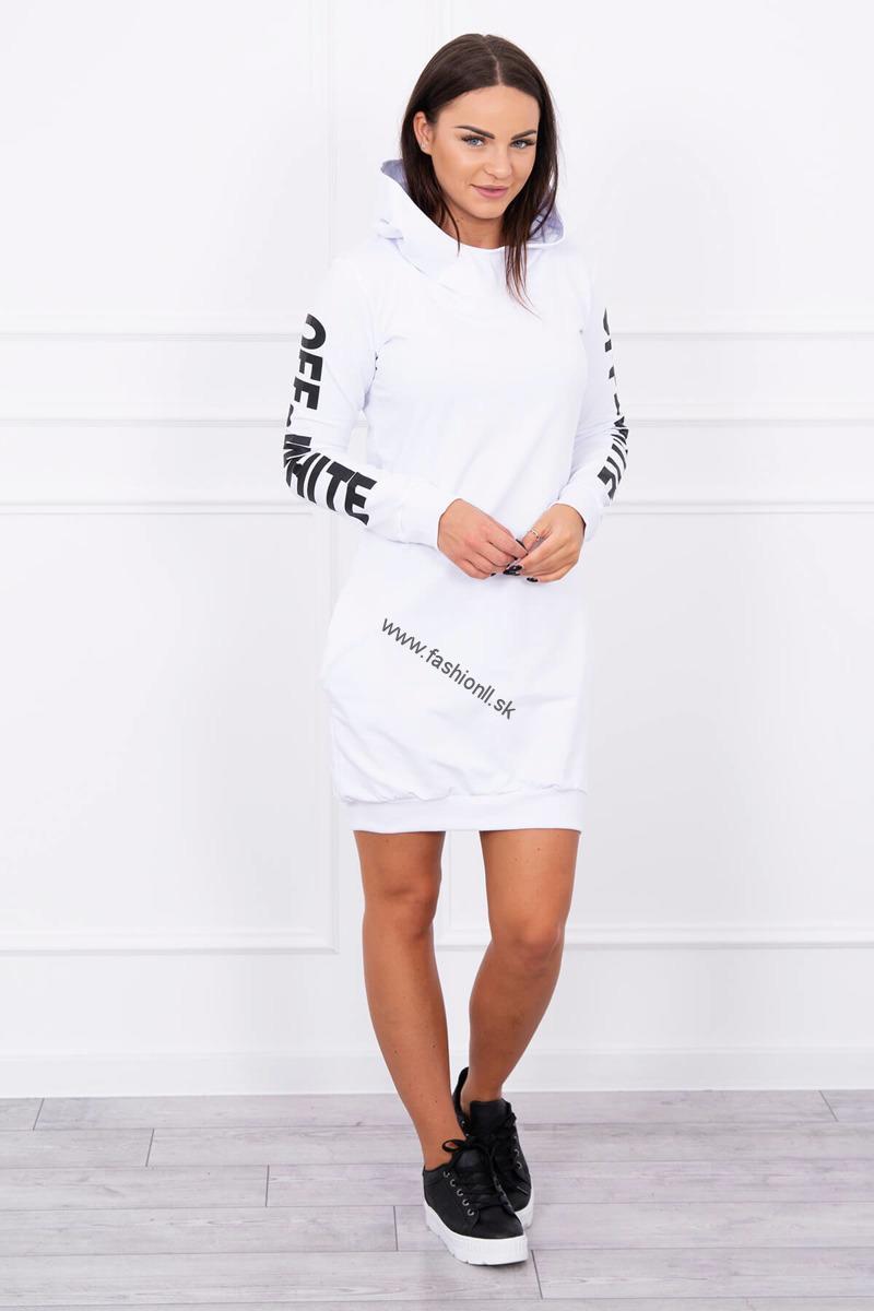 f1b21d9823f9 Športové šaty Off White - biela