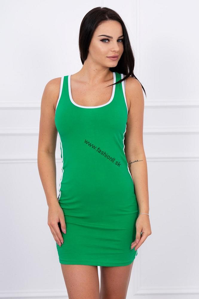 a7ce69c5011b Letné športové šaty - zelená