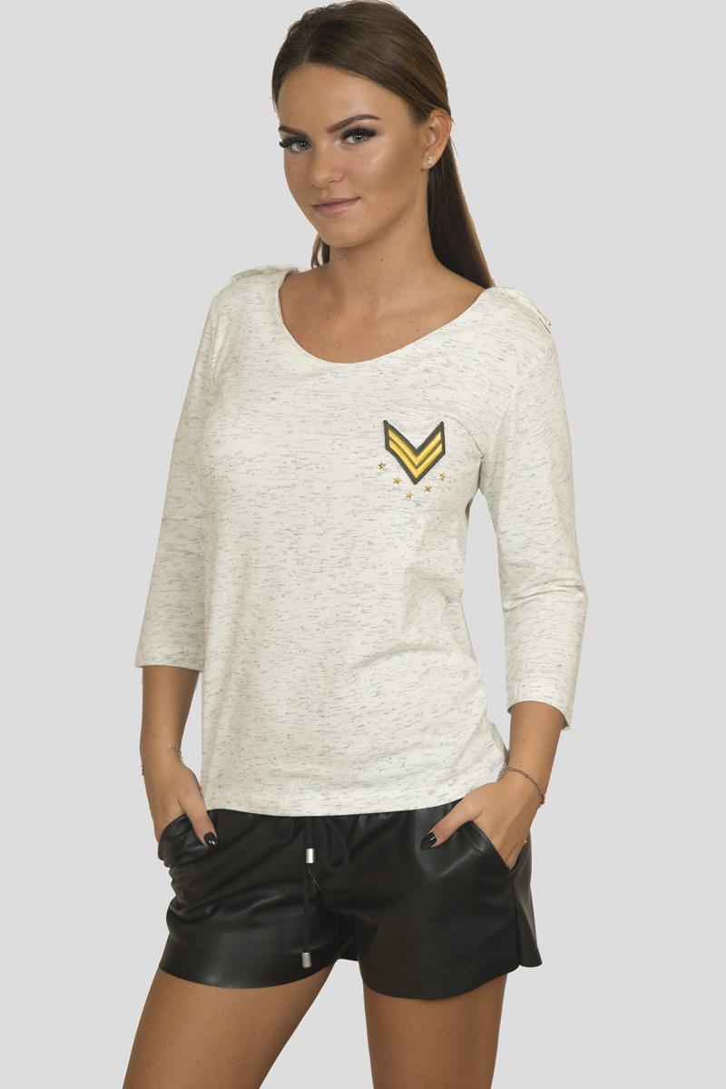 bb4df6bf82d0 Army dámske tričko - béžová